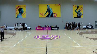 E1T1 United (FL) vs. Team Melo (DC)   4.30.17   Nike EYBL Session II