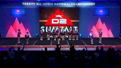 Cheeriffic Allstars - Youth [L2 Small Youth Finals - 2017 The D2 Summit]