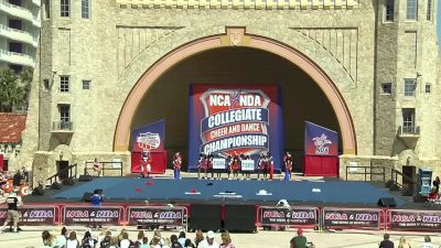 Savannah State University [Intermediate Small Coed I Prelims - 2017 NCA & NDA Collegiate Cheer and Dance Championship]