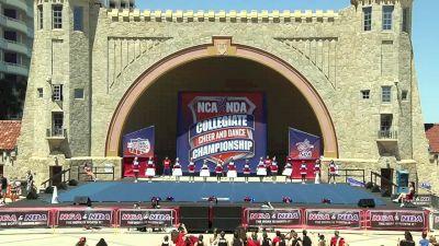 American University [Intermediate All-Girl I Prelims - 2017 NCA & NDA Collegiate Cheer and Dance Championship]