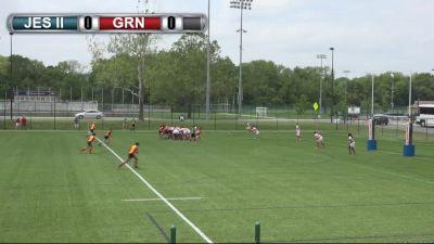 Jesuit II vs Greenville Full Match