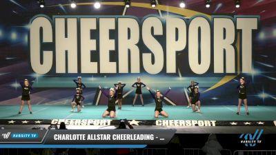 Charlotte Allstar Cheerleading - Blush [2021 L3 Junior - Novice Day 1] 2021 CHEERSPORT: Charlotte Grand Championship