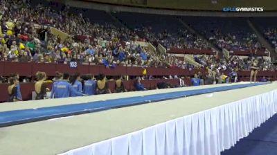 Nia Dennis - Vault, UCLA - Metroplex Challenge (NCAA)