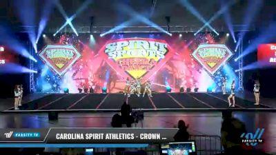 Carolina Spirit Athletics - Crown 5harks [2021 L5 Junior Day 1] 2021 Spirit Sports: Battle at the Beach