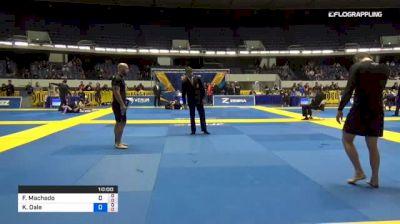 Fabricio Machado vs Kit Dale 2018 World IBJJF Jiu-Jitsu No-Gi Championship