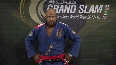 Igor Silva vs Gerard Labinski Abu Dhabi Grand Slam Rio De Janeiro