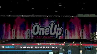 OC All Stars - Senior Silv4r - Anaheim [2021 L4 Senior Coed Day 1] 2021 One Up National Championship