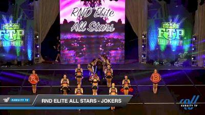RND Elite All Stars - Jokers [2020 L6 International Global - Coed Day 2] 2020 Feel The Power East