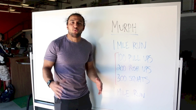 The Only Memorial Day Murph Strategy You Need