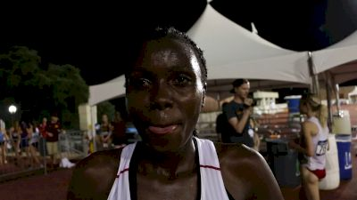 Sharon Lokedi excited to return to Eugene in 10k