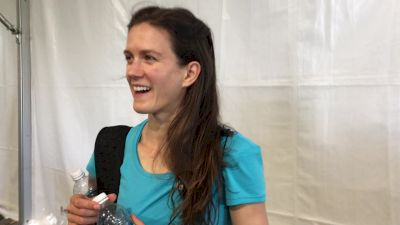 Kate Grace wants to work on running the last 200m, hasn't decided what event to focus on for USAs