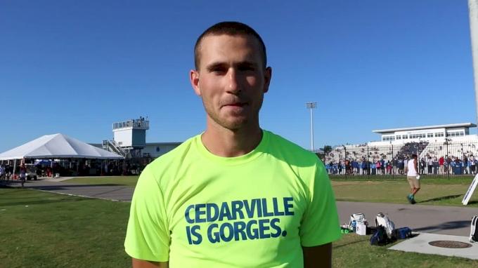 Michalski runs big PR to win NCAA DII steeple