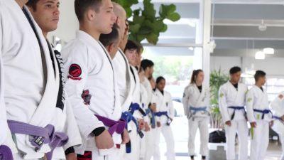 Art of Jiu-Jitsu Comp Team Training Highlight