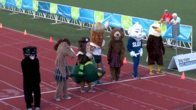 Mascot 400m - Viking celebrates too early, Eagle runs meet record 1:06.05