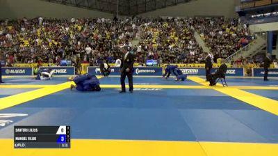 Santeri Lilius vs Manuel Filbo IBJJF 2017 World Championships