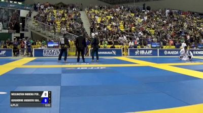 Wellington Modena Peroto vs Guilherme Augusto Soares Santos IBJJF 2017 World Championships