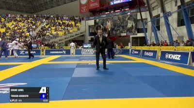 Shane Jamil vs Thiago Augusto IBJJF 2017 World Championships