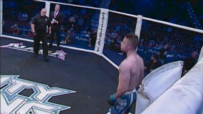 Reality Fighting: Youssef Kadi vs. Chris Robinson