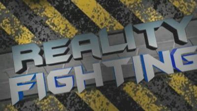 Reality Fighting: Pat Chard vs. Joe Mikolinski