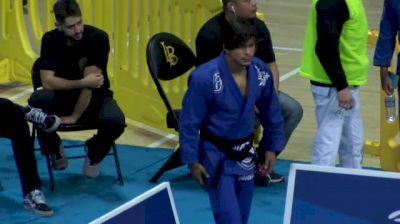 Samir Jose Chantre vs Ary Farias IBJJF 2017 World Championships