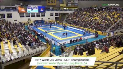 Marcos Tinoco vs Matheus Spirandeli IBJJF 2017 World Championships