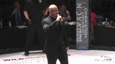 WFF 34: Brandon Yandell vs. Homer Alvarado