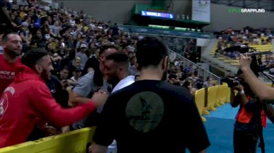 Andre Galvao vs Patrick Gaudio IBJJF 2017 World Championships
