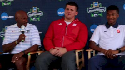 Mike Holloway and Pat Henry on their teams battling for a title again