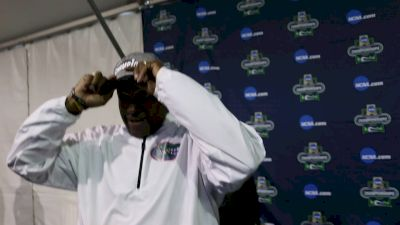 Florida coach Mike Holloway gets redemption after narrow loss indoors
