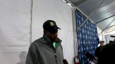 Oregon coach Robert Johnson reveals what he told women's team after disappointing first day