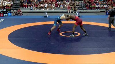 86 Round 3 - J'Den Cox, TMWC vs David Taylor, TMWC/Nittany Lion