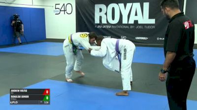 ANDREW WILTSE vs RONALDO JUNIOR ROYAL II