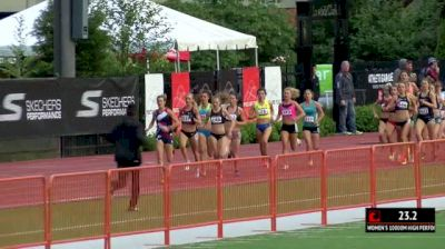 Women's 10k, Heat 1 - Shalane Flanagan returns to the track