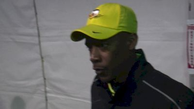 Oregon head coach Robert Johnson disappointed that Georgia filed protests after 4x4