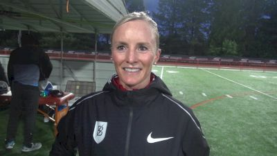 Shalane Flanagan wants to make the 10K world team after her first track race in 2 years