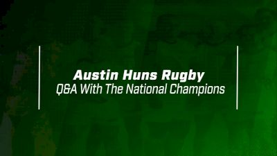 National Champion Austin Huns Q&A