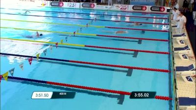 Barcelona Men's 1500m Free Final