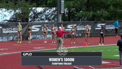 Pro Women's 5k, Final - Gollish FTW, Hasay 15:45