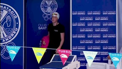 Barcelona Women's 200m IM Final
