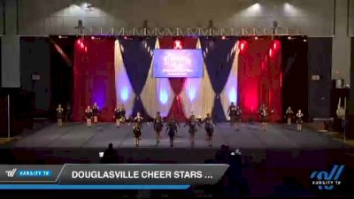 Douglasville Cheer Stars - UltraViolet [2021 L1 Youth - D2 - Small Day 2] 2021 The American Royale DI & DII