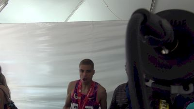 Ten days ago Matt Centrowitz was going to pull out of USAs