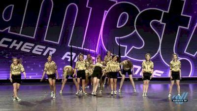 Dazzlers [2017 Senior Co-Ed Hip-Hop Dance Day 2] JAMFest Europe