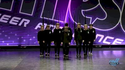 Star Spirit - Illusion [2017 Senior Co-Ed Hip-Hop Dance Day 2] JAMFest Europe