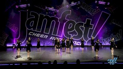 Galaxy Dance and Cheer [2017 Senior Jazz Dance Day 2] JAMFest Europe