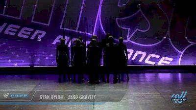 Star Spirit - Zero Gravity [2017 Senior Coed Jazz Dance Day 2] JAMFest Europe