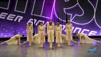 Brisbane School of Dance - Ultimate Uproar [2017 Senior Jazz Dance Day 2] JAMFest Europe