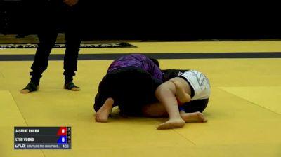 Jasmine Rocha vs Lynn Vuong Grappling Pro Championships Pro