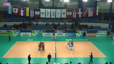 2017 NORCECA Pan-American Cup: Canada vs Argentina