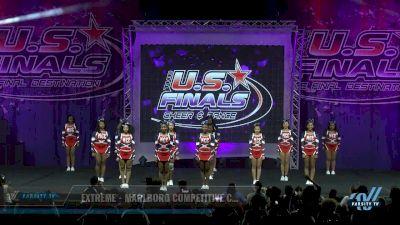 Marlboro Competitive Cheer - Extreme [2017 L4 - Performance Senior Rec Cheer Sm Day 1] The U.S. Finals - Virginia Beach