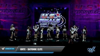 Bayonne Elite - Onyx [2017 L4 - Performance Senior Rec Cheer Lg Day 1] The U.S. Finals - Virginia Beach